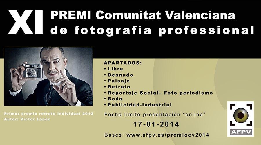 cartel-premi-comunitat-valenciana-fotografia-profesional-2014