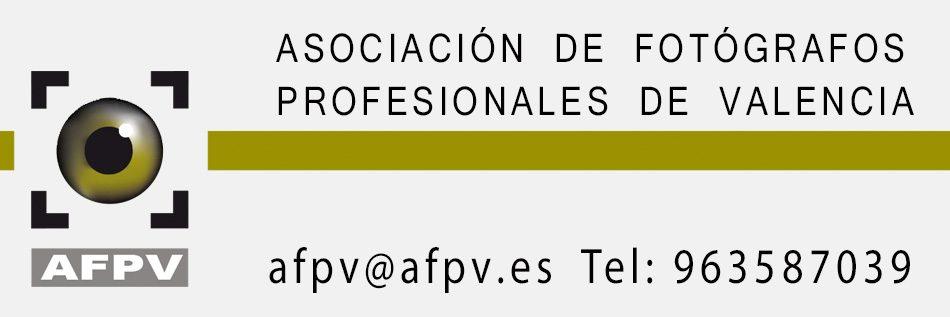 AFPV – Asociación de fotógrafos profesionales de Valencia