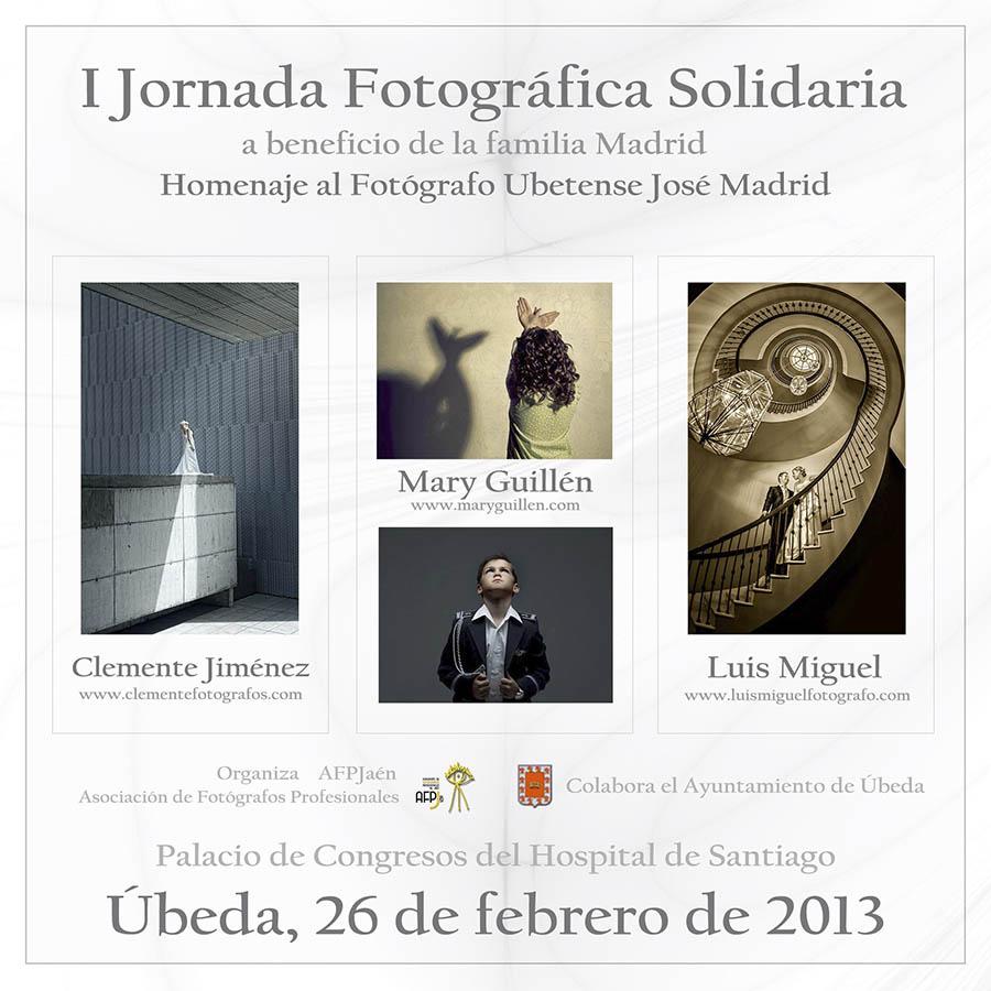 Jornada fotográfica solidaria