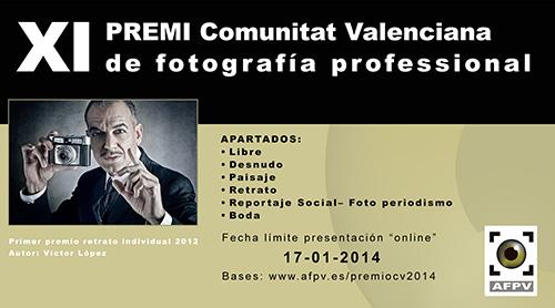 cartel-premi-comunitat-valenciana-fotografia-profesional-2014-afpv