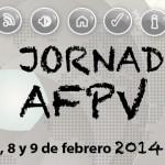 Cartel anuncio XI Jornadas de Fotografía y Vídeo de AFPV 2014