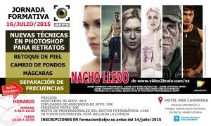 Taller Nacho Lledo Photoshop Valencia AFPV
