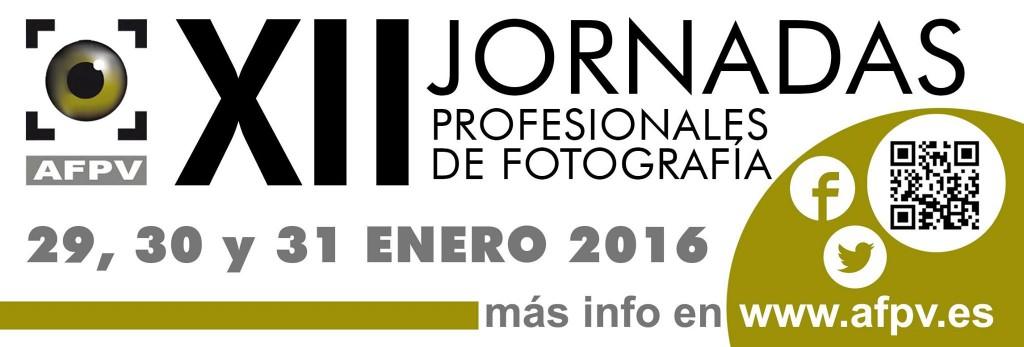 XII Jornadas de Fotografía Professional de Valencia - AFPV