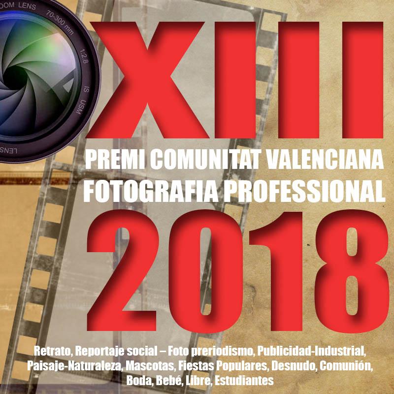 Obras premiadas en XIII Premi Comunitat Valenciana de Fotografia Professional