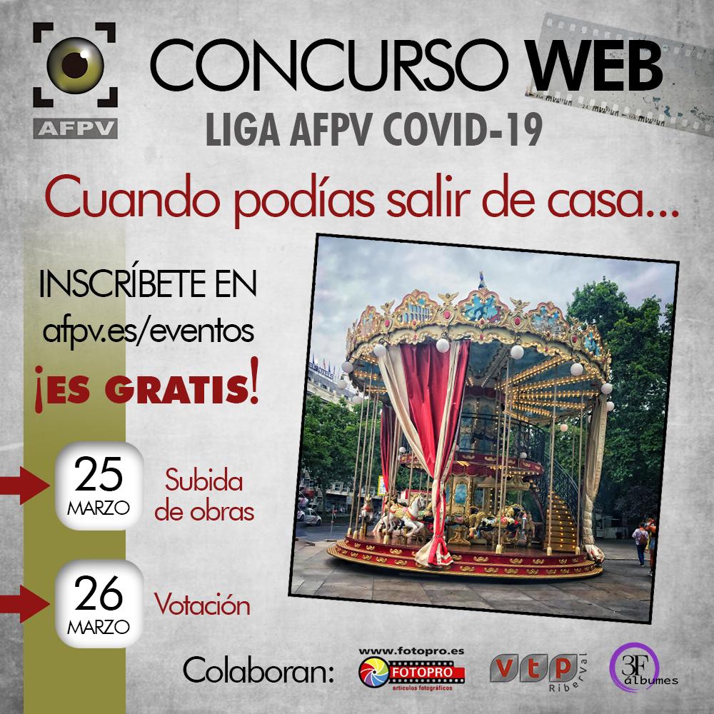 Liga AFPV covid19
